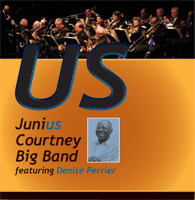 Junius Courtney Big Band CD